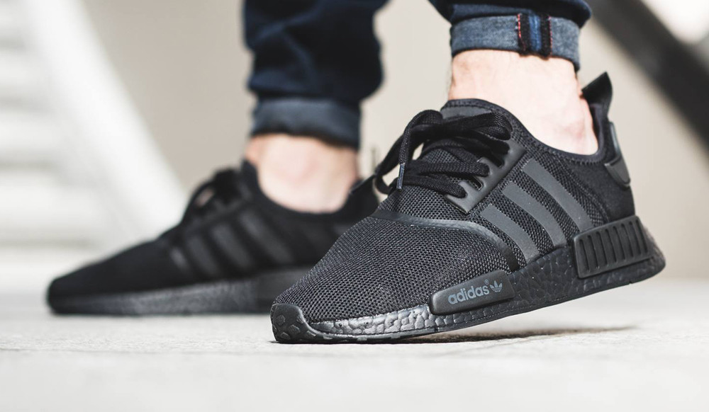 brand new 22198 04a63 release date all black adidas nmd runner 4d571 9d8d2