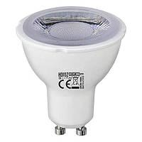 "Лампа светодиодная LED ""VISION-6"" Турция (диммер) NEW 6W 390Lm GU10 (4200K)"