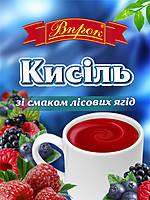 """Кисель лесная ягода 65г ТМ """"Впрок"""""""
