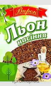 """Лён семена 150г """"Впрок"""""""