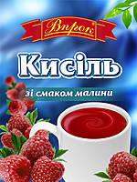 """Кисель малиновый 65г ТМ """"Впрок"""""""