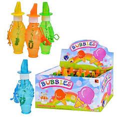 """Мыльные пузыри M 0880 U/R """"Bubbles"""", 24 шт. в упаковке (Y)"""