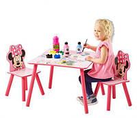 Набор детской мебели Минни Маус от WorldsApart