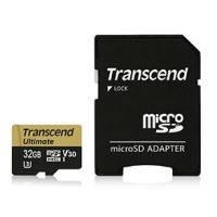 Карта памяти TRANSCEND microSDHC 32GB UHS-I U3 MLC (R95W60MB/s)