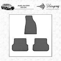 Автомобильные коврики Stingray  Audi A4 (B6) 2000-2004, фото 1