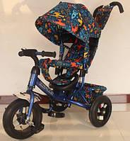 Трехколесный велосипед Tilly Trike T-363 3 синий