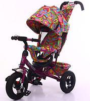 Трехколесный велосипед Tilly Trike T-363 2 фиолетовый
