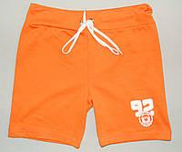 Оранжевые женские шорты  S