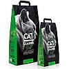 Наполнитель Cat Leader для кошек супер-впитывающий глиняный, 10 кг
