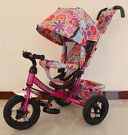 Трехколесный велосипед Tilly Trike T-363 1 розовый