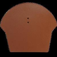 Керамические аксессуары для крыши FCB Завершение ZGPC Тип С (для черепицы Creaton)