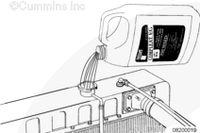 Регламент технического обслуживания двигателей Cummins ISF 2.8