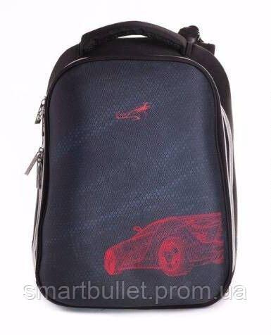 Ранец школьный ZIBI Red Auto ZB17.0131RA