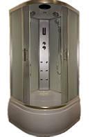 Душевой бокс ATLANTIS AKL-100P XL 100x100