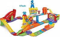 VTech Интерактивный гоночный трек с машинкой на управлении Vtech Go Go Smart Wheels Ultimate RC speedway