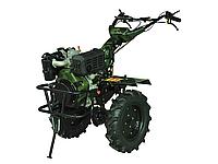Мотоблок Зирка GT90D04 (дизель 9 л.с., колеса 5.00-12) Бесплатная доставка