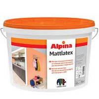 Краска для интерьера Alpina Mattlatex 18 л