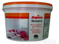 Интерьерная краска Alpina Renova 18 л