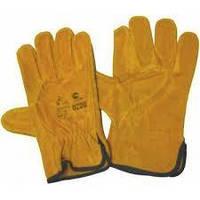 Перчатки для сварщика (краги короткие)