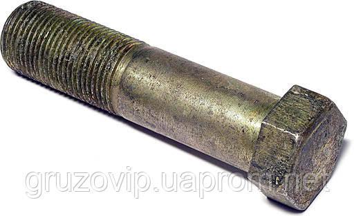 Болт стяжной рессоры задней FAW CA3252