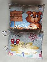 Детские  музыкальная подушка   .Хлопок.Турция.Оптом