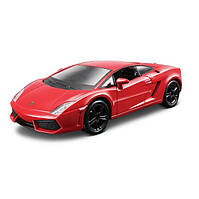 Авто-конструктор - LAMBORGHINI GALLARDO LP560-4 (2008) (красный металлик, 1:32)