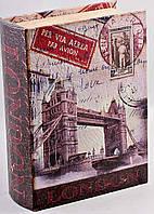 Книга сейф Сейфы для дома средняя - 22 см, фото 1