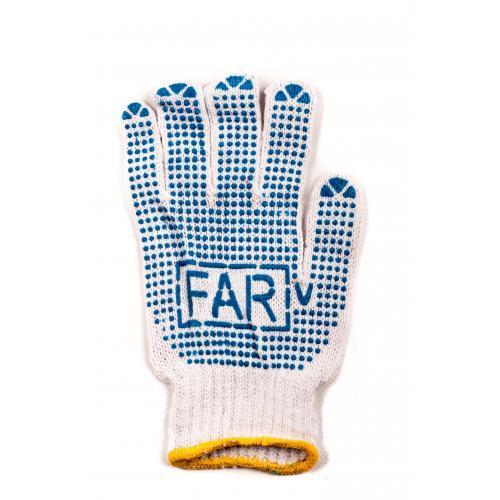 Перчатки с ПВХ точкой Капкан FAR