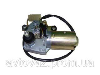 Мотор cтеклоочистителя ВАЗ 2108, ВАЗ 2104, ЗАЗ 1102 задний КЗАЭ (КАЛУГА)