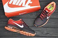 "Кроссовки Nike Air Max 2017 ""Black/Orange"""