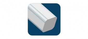 Дуга ортодонтическая Stainless Steel (Rectangular) прямоугольная 0.019x0.025