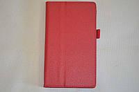 Чехол-книжка для Asus ZenPad C 7 Z170C Z170CG (красный цвет)