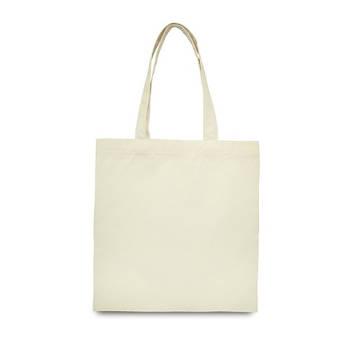 Еко-сумка для друку 38х40 див. округлені краю. Бавовна