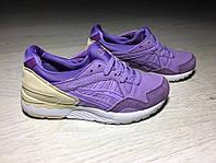 Кроссовки женские Asics Gel Lyte V Lavender D92 фиолетовые