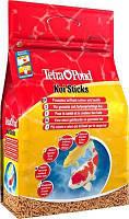 Корм для прудовых рыб Tetra Pond Koi Sticks 50 л /7,5 кг плавающие гранулы для карпов Кои