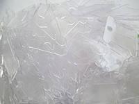 Шпули пластиковые прозрачные для мулине поштучно