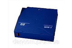 LTO картридж (кассета) HP LTO-1 емкостью 200 Гб C7971A