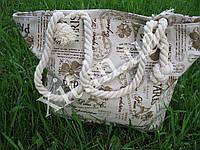 Пляжная сумка paris, фото 1