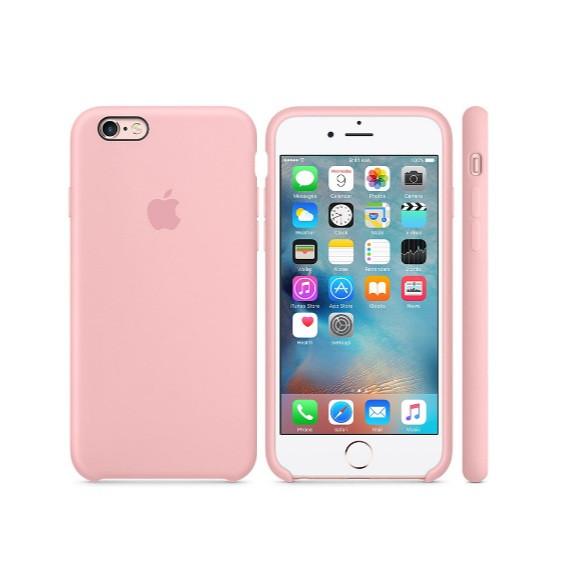 Силиконовый чехол Apple для iPhone 6 6S