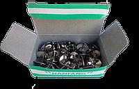 """Цвяшки-кнопки (50 шт) """"срібні"""", фото 1"""