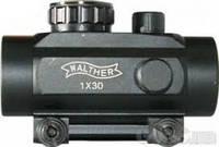 Прицел коллиматорный Walther 1x30 (21 мм)