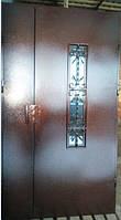 Двери на подъезд