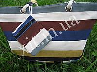 Пляжная сумка с кошельком, Радуга, фото 1