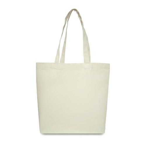Эко-сумка для печати 42х12х35 см. Трапеция скругленные края. Хлопок