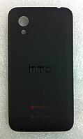 Задняя черная крышка для HTC Desire VT T328T