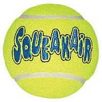 Іграшка KONG повітряна піщалка теніс - M 3 шт. (6.4x6.4x6.4см)