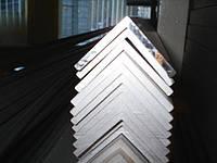 Алюминиевый профиль — уголок  размером 40х40х3