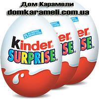 Шоколадное яйцо Kinder Surprise 20 г 72 шт (Ferrero Poland)