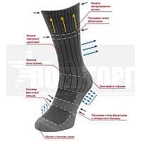 Носки трекинговые с термозонами для ВСУ