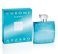 Azzaro Chrome Summer Tester 100ml